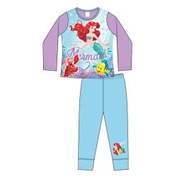 Disney Flickor Little Mermaid Pyjamas 9-10 Years Purple / blå