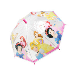 Disney Princess Paraply för barn / barn One Size Rosa