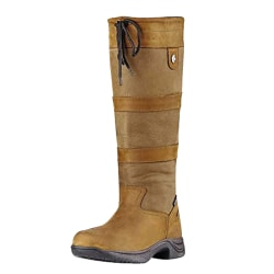 Dublin Vuxna Unisex River Leather Boots III 3 UK X-Wide Mörkbrun