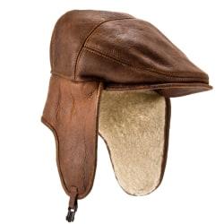 Eastern Counties Leather Mens Newton fårskinn Nappa Finish Cap L