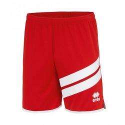 Errea Unisex Jaro-shorts för barn / barn XXS Röd vit