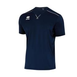 Errea Unisex kortärmad Everton fotbollströja L Marin