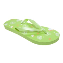 Floso Barn / barnflickor Hjärta flip flops UK Shoe 9-10, EUR 27-