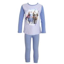 Frozen 2 barn / flickor tror på resan pyjamas set 7-8 Years Lila