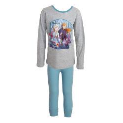 Frozen 2 Destinationer för barn / flickor väntar pyjamasuppsättn