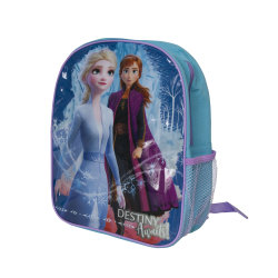 Frozen II Ryggsäck för barnflickor One Size Blå