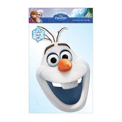 Frozen Olaf Mask One Size Vit