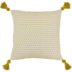 Furn Ezra kuddfodral One Size Ocher Yellow