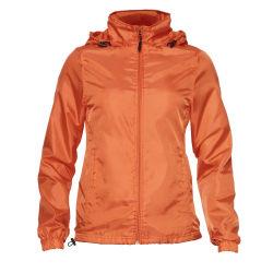 Gildan dam- / damhammer-vindjacka XL orange