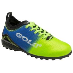 Gola Barn / barn Apex 2 VX Trainer 4 UK Lime / blå
