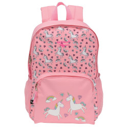 Gola Barn / barn Mini Unicorns ryggsäck One Size Pink / Mid Pink