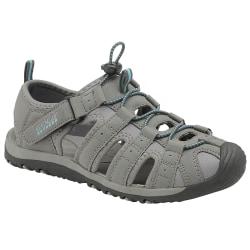 Gola Kvinnor / Dam Shingle 3 Trekking Sandaler 8 UK Grå / Kricka