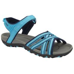 Gola Kvinnors / damskor med sandaler 4 UK Blå / Navy