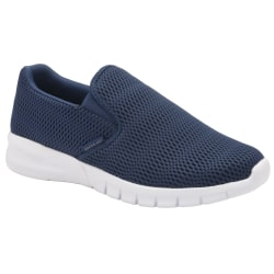 Gola Sport Mens Prism Trainers 13 UK Navy / White