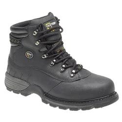 Grafters Herr säkerhet vandrare Typ Toe Cap Waxy Leather Boots 1
