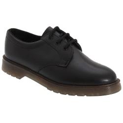 Grafters Mäns skor i mänskliga läder med luftkudde yttersula 7 U