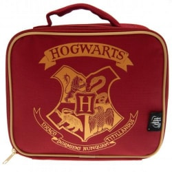 Harry Potter Hogwarts lunchpåse One Size Röd