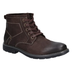 Hush Puppies Herrar Läder Chukka Boot 6 UK Brun