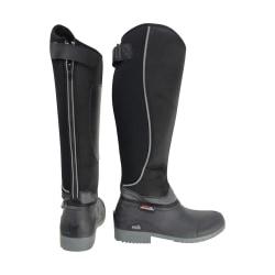 HyLAND Vuxna Norge Winter Yard Boots 6.5 UK Standard Svart