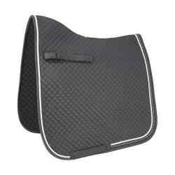 HyWITHER Diamond Touch Dressage Pad Cob/Full Svart