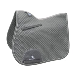 HyWITHER Sport Active GP Saddle Pad Cob/Full Pencil Point Grey