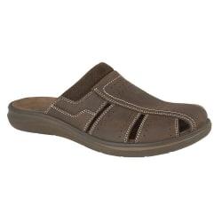 IMAC Casual mule sandaler för män 7 UK Brun