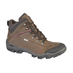 IMAC Vattentäta skor för kvinnor / damer 9 UK Brun