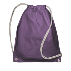Jassz Väskor Lång ryggsäck (paket med 2) One Size Lavendel