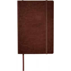 Journalbooks A5 PU läder anteckningsbok One Size Brun Brown One Size