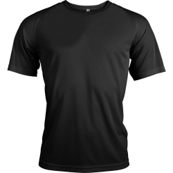 Kariban herr Proact sport / träning T-shirt 2XL Svart