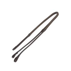 Kincade Rubber Reins II 48 inches Brun