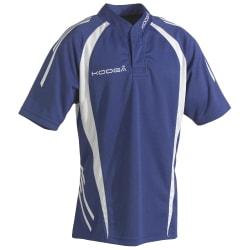 KooGa Teamwear Unisex Sport Print / Panel Match Shirt S Royal /