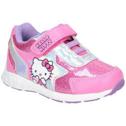 Leomil Hello Kitty Childrens Girls Touch Fastening Trainers 11.5