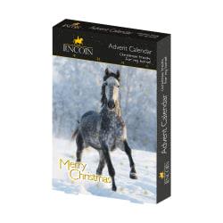 Lincoln Christmas Herb Stix Horse Advent Calendar (paket med 6)