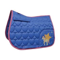 Little Rider Barn- / barnstjärna i Show Saddle Pad Pony/Cob Rega