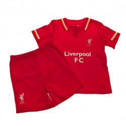 Liverpool FC Barn / barn 2015/16 T-shirt och kort set 12-18 Mont