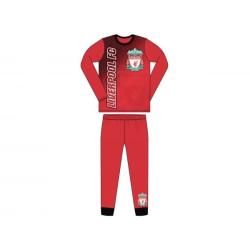 Liverpool FC Barn- / barnpyjamas 7-8 yrs Röd