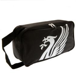 Liverpool FC Crest Bird Boot Bag One Size Svart vit