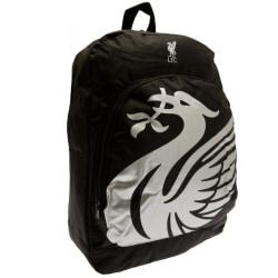 Liverpool FC Crest Bird Ryggsäck One Size Svart
