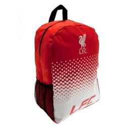 Liverpool FC Fade Design-ryggsäck One Size Röd