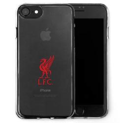 Liverpool FC iPhone 7/8 TPU-fodral One Size Transparent