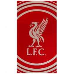 Liverpool FC Pulshandduk One Size Röd vit