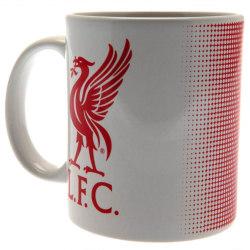 Liverpool FC Råna One Size Vit röd
