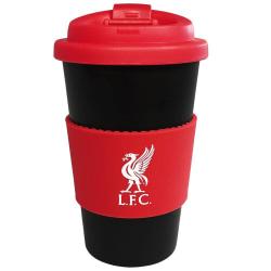 Liverpool FC Silikongrepp resemugg One Size Svart röd