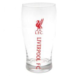 Liverpool FC Tulpanpintglas One Size Röd
