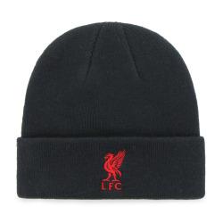 Liverpool FC Unisex vuxen mössa One Size Navy / Röd