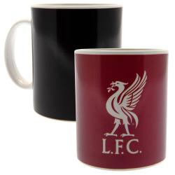 Liverpool FC Värmeväxlande gradientmugg One Size Röd