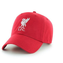 Liverpool FC Vuxna Officiell fotbolls Crest Baseball Cap One Siz