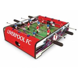 Liverpool Unisex bordfotboll One Size Röd