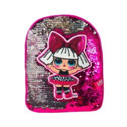 LOL Surprise! Barn / barn Diva baby paljett ryggsäck One Size Pi